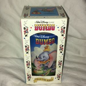 Disney's Dumbo 1994 Burger King collector cup